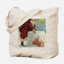 Cute Old world christmas Tote Bag