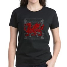 Welsh Dragon Tee