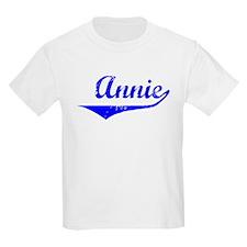 Annie Vintage (Blue) T-Shirt