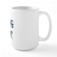 Sailing Fanatic Large Mug