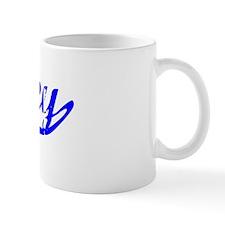 Ansley Vintage (Blue) Mug