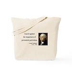 George Washington 17 Tote Bag