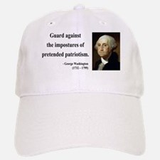 George Washington 17 Baseball Baseball Cap
