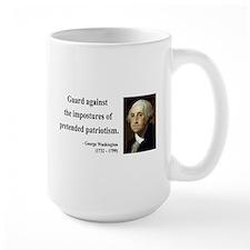 George Washington 17 Mug
