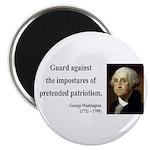 George Washington 17 Magnet