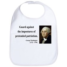 George Washington 17 Bib