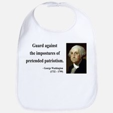 George Washington 17 Bib
