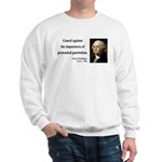 George Washington 17 Sweatshirt