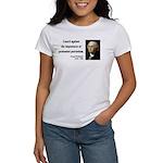 George Washington 17 Women's T-Shirt