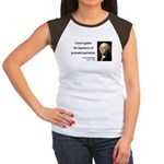 George Washington 17 Women's Cap Sleeve T-Shirt