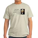 George Washington 17 Light T-Shirt