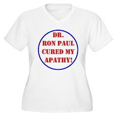 Ron Paul cure-2 T-Shirt