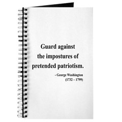 George Washington 17 Journal