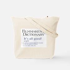Cinematic Immunity Tote Bag