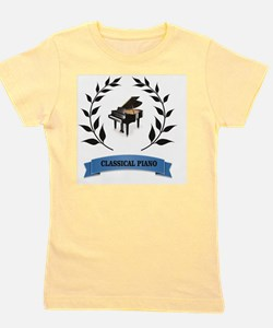 Cool Oliver shield Girl's Tee