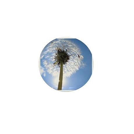 Dandelion Mini Button (100 pack)