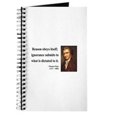 Thomas Paine 23 Journal