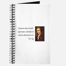 Thomas Paine 23 Journal