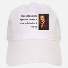 Thomas Paine 23 Baseball Baseball Cap