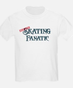 Skating Fanatic T-Shirt