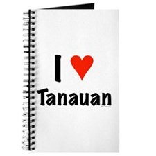 I love Tanauan Journal