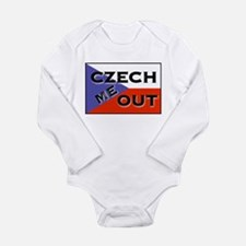CZECH ME OUT Body Suit