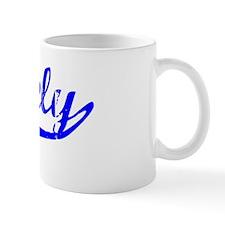 Aracely Vintage (Blue) Coffee Mug