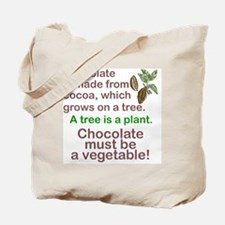 Unique Cocoa Tote Bag