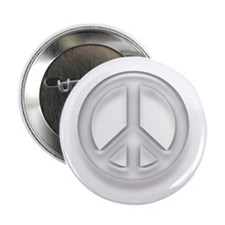 Simple Peace Sign Button