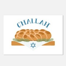 Holiday Challah Postcards (Package of 8)