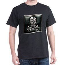 Jolly Rogers Embossed T-Shirt