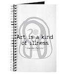 Art a Kind of Illness Journal