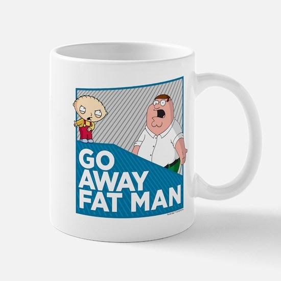 Family Guy Fat Man Mug