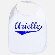 Arielle Vintage (Blue) Bib