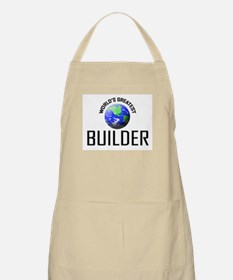 World's Greatest BUILDER BBQ Apron