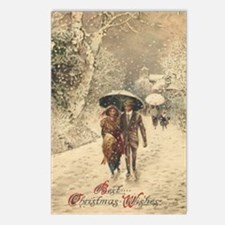 Best Christmas Wishes Postcards (Package of 8)