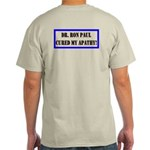 Ron Paul cure-1 Light T-Shirt
