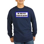 Ron Paul cure-1 Long Sleeve Dark T-Shirt