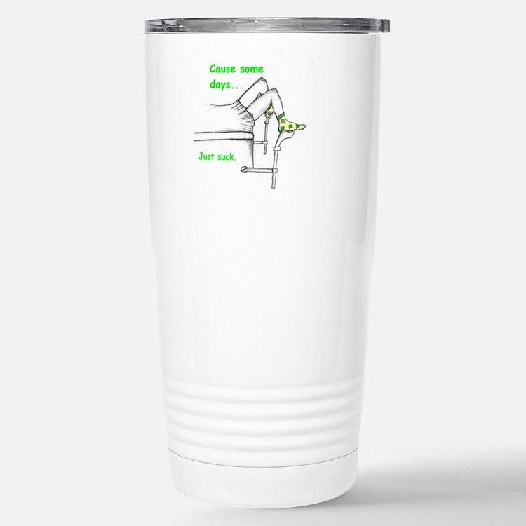 Cute Gynecologist Travel Mug