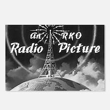 Unique Vintage movies Postcards (Package of 8)