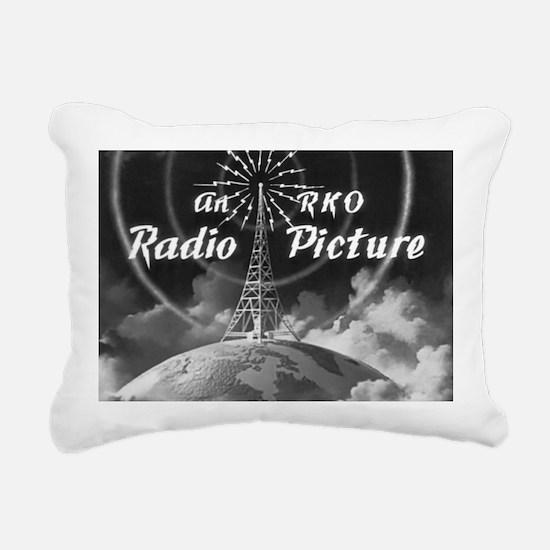 Cute Cinema Rectangular Canvas Pillow