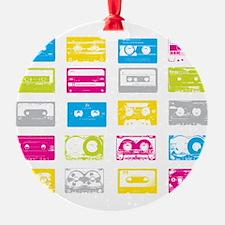 80's Cassettes Ornament