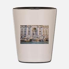 Trevi Fountain Shot Glass