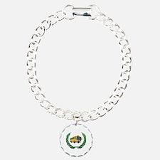 Oliver shield Bracelet