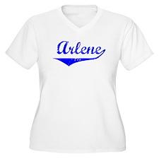 Arlene Vintage (Blue) T-Shirt