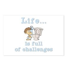 Life Postcards (Package of 8)