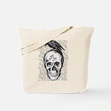 Raven Poe Tote Bag