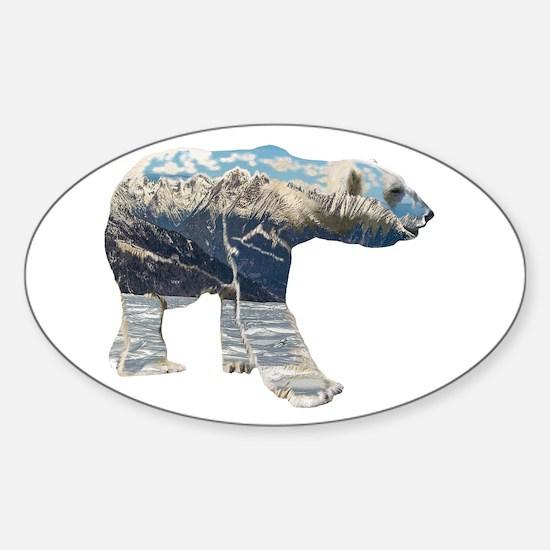 Tundar Polar Bear Decal
