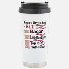 Proper Way To Make A BL Travel Mug