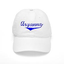 Aryanna Vintage (Blue) Baseball Cap